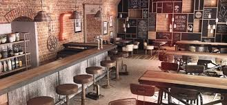 Bar D Arc Timisoara 2013 Vintage Industrial Interior Design