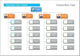 Free Organizational Chart Template Organizational Chart