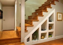 basement stairs ideas. Interior, Basement Stairs Design In Middle The Most Favorable Acceptable Stair Ideas 5: O