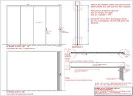 open double door drawing. [Door Design] Best Plate Glass Doors Cad Details With 11 Pictures. Stunning Open Double Door Drawing