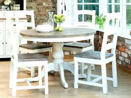 kitchen round tables small kitchen table and chairs image of 4 person round dining table small