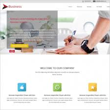 Free Business Website Templates Classy Business Website Template Free Website Templates In Css Js