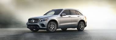 Color Options For The 2018 Mercedes Benz Glc
