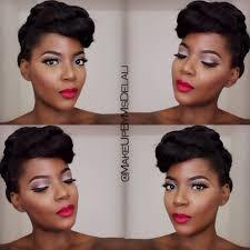 pink glamour makeup tutorial