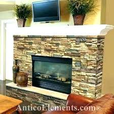 stacked stone veneer fireplace cost of stacked stone fireplace s stacked stone veneer fireplace cost stacked