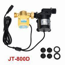 6 V-24 V Dc Su Pompası Güneş Enerjili Su Isıtıcı Duş Makinesi Takviye  Pompası Seramik