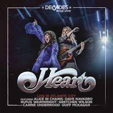 <b>Live in</b> Atlantic City (<b>Heart</b> album) - Wikipedia