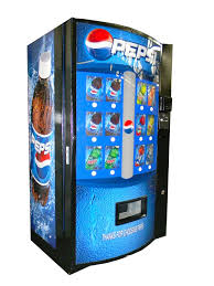 Soda Bottle Vending Machine New Pepsi Soda Water Can Bottle Vending Machine Vendo 48 Drink