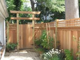 Gallery of Japanese Fence Design Trends With Traditional Bamboo Fencing  Home Picture