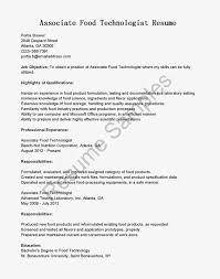 Process Technician Resume Sample New Process Technician Resume