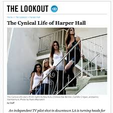 The Cynical Life of Harper Hall | Indiegogo