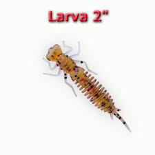 Силиконовая <b>приманка Larva 2</b>