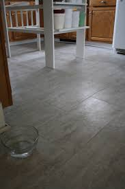 Vinyl Floor In Kitchen Tips For Installing A Kitchen Vinyl Tile Floor Merrypad