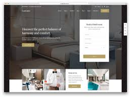 Best Hotel Website Design 2018 35 Best Hotel Wordpress Themes With Incredible Design And