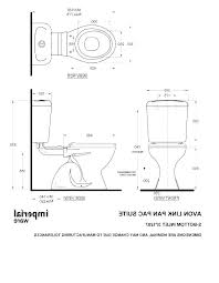 water closet size standard toilet dimensions size remarkable gallery best extraordinary bowl contemporary water closet size