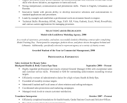 Professional Work Resume Call Center Floor Manager Sample Resume