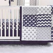 confetti dot 4 piece crib bedding set