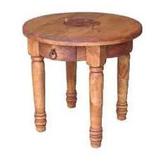 million dollar rustic natural wood rustic end table