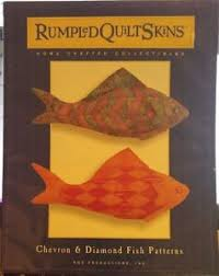 Rumpled Quilt Skins plush sewing pattern -