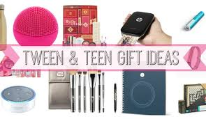 Gift guidelines for young teens