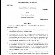 i 751 affidavit letter sample ba ymyku sworn real state pinterest and letters affadavit template 300x300