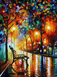 autumn abstract painting colorful art abstract autumn fall painting myvsfalledit