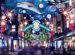 London Christmas Lights Switch On Date 2018 Carnaby Street Christmas Lights 2019 Fully Sustainable