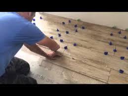 vortex tile leveling system