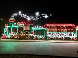 Polar Express Lights