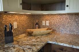 kitchen  contemporary design mosaic kitchen tiles with granite