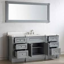bathroom cabinet remodel. One Sink Bathroom Vanities 72 Inch Gray Finish Single In Vanity Remodel 14 Cabinet