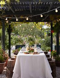 Wedding table lighting Cocktail Outdoor Table Festoon Light Canopy Valleybinfo Alfresco Wedding Light Ideas Wedding Light Ideas Inspiration