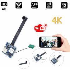 4K Camera Wifi Mini Video Youtube Micros Máy Quay Camera Wifi Giám Sát  Trong Nhà Dành Cho Máy Bay Không Người Lái Nhỏ Chuyển Động Detek Chuyên  Nghiệp Nhà Máy|