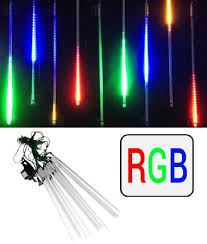 cheap transformer wire transformer wire deals on line at get quotations · ledjump linkable 20 inch long rgb multi colors snowfall meteor shower lights 16ft wire extension