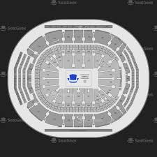 Air Canada Centre Interactive Seating Chart Seat Numbers Flow Charts