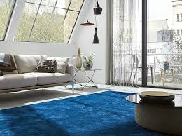 Image Beige Contemporary Rugs Blue Rug Raindrop At Your Home Decor