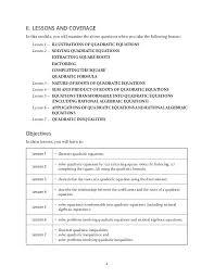 algebra 1 quadratic formula worksheet answers math