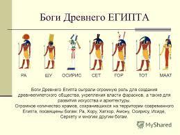Презентация на тему Вельможи Древнего ЕГИПТА Доклад учеников  3 Боги Древнего ЕГИПТА РАШУОСИРИССЕТГОРТОТМААТ