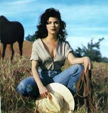 9 best images about characters literature sherilyn fenn portrays the character of curley s wife in the movie of mice and men