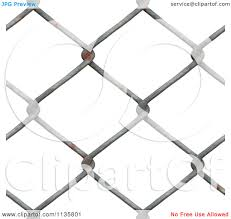 chain link fence texture. Clipart Of A Seamless Rusty Chain Link Fence Texture Background Pattern - Royalty Free CGI Illustration By Ralf61 Y