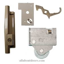 pella sliding patio door hardware