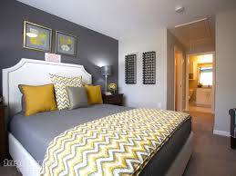 Attractive Blue And Yellow Bedroom Walls Luxury Design With Bedroom Decor  Part 18