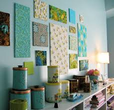 diy textile art wall hanging ideas