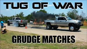 Ultimate TRUCK TUG OF WAR Compilation - YouTube