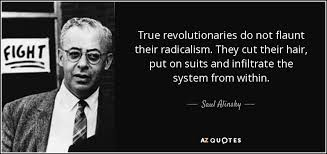 Image result for Saul Alinsky