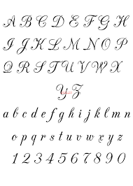 cool fonts for tattoos 7