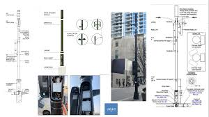Small Cell Site Design 3g4g Small Cells Blog 5g Small Cells On Smart Poles In Denver