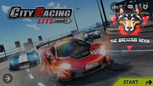 hallo all met again with me yesterday today i will discuss about my new game that is a car racing game called city racing game race lite is the latest game