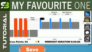 the easiest and quickest workout creator zwift tutorial