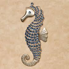 crafty ideas seahorse wall art home decor gems metal wood for bathroom uk canvas garden cutout on seahorse wall art for bathroom with unusual design ideas seahorse wall art ishlepark